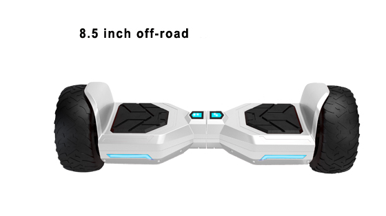 8.5inch off-road hoverboard-patented design